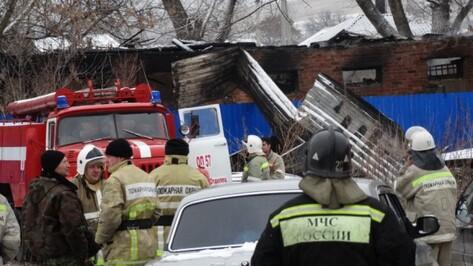 Воронежский облздрав: федеральные врачи готовы принять пострадавших на пожаре в интернате