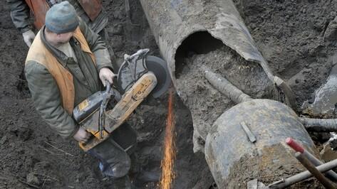 В Воронеже часть Левобережного района на день останется без отопления (СПИСОК)