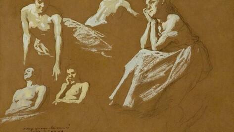 Воронежцам покажут коллекцию графики из фондов художественного музея