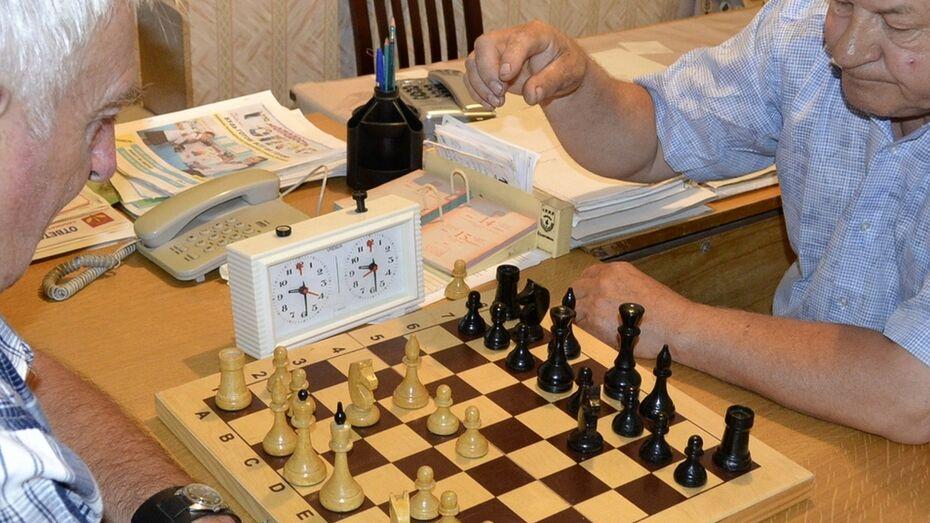 Лучшим шахматистом Грибановки стал стоматолог