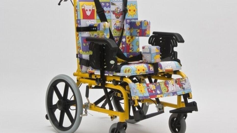 За последние три года детей-инвалидов в Воронежской области стало меньше на 6,3 процентов