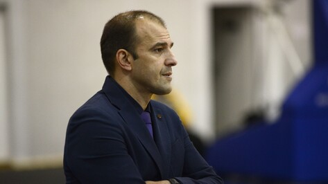 Тренер воронежских баскетболистов Олег Игумнов: «Надо улучшить игру в защите»