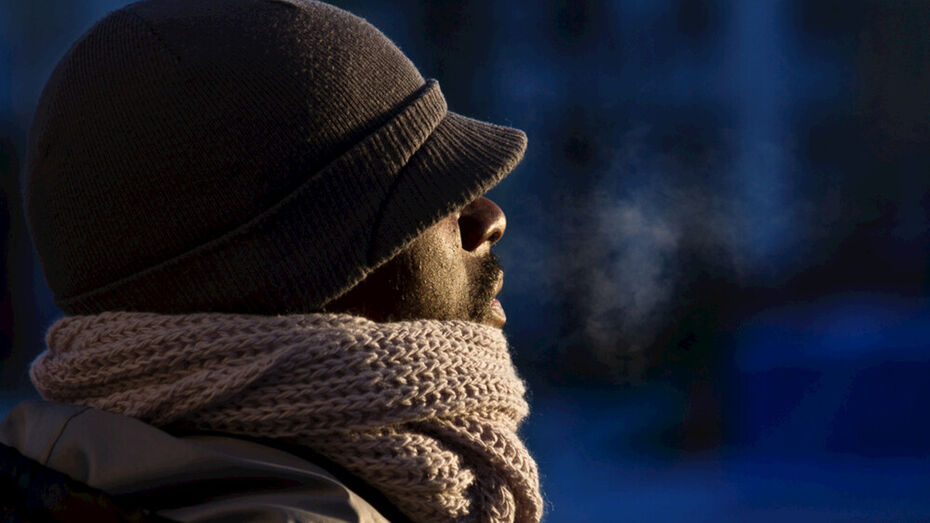 Самой холодной за 11 лет стала вторая декада января в Воронеже
