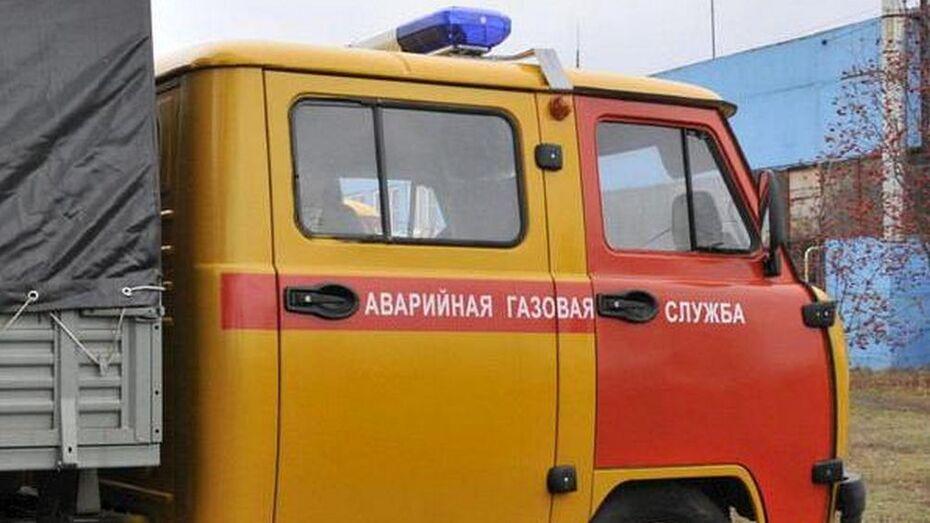 В лискинском селе пьяный водитель повредил газопровод