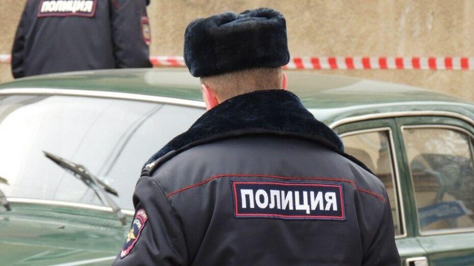 Воронежец «заминировал» многоэтажку после ссоры с собутыльником