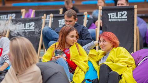 Tele2 открыла на территории «Винзавода» летний онлайн-кинотеатр