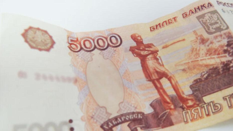 В Рамонском районе покупательница расплатилась фальшивками