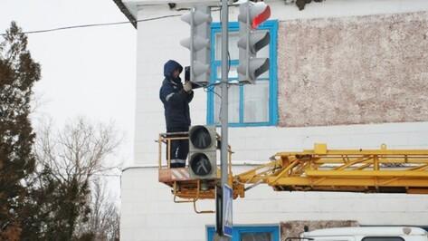 Власти Воронежа пообещали за год ликвидировать 76 очагов аварийности