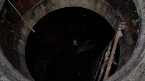 На левом берегу Воронежа из колодца достали тело погибшего рабочего