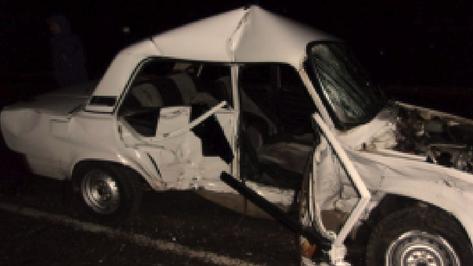 В ДТП с тремя машинами погиб житель Воронежской области