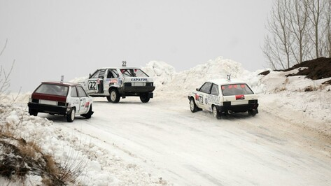 «Белый колодец» пригласил воронежцев на зимний автокросс
