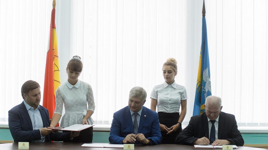В Воронежской области появятся 2 свиноводческих предприятия на 160 тыс голов