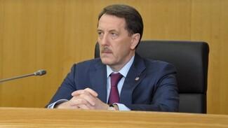 Воронежский губернатор: «Потенциал региона позволяет сопротивляться кризисным явлениям»