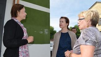 В Воронежской области советник ООН впервые увидела украинских переселенцев