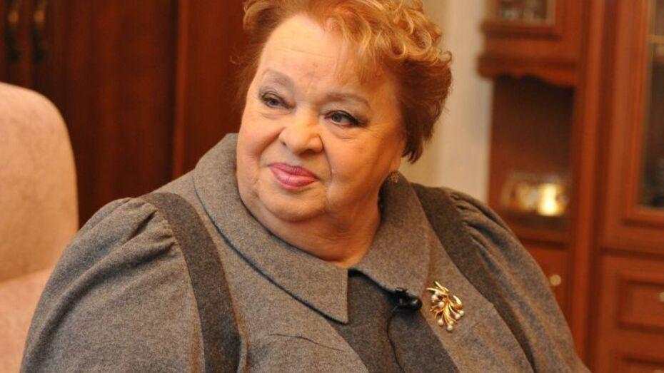 Заслуженная артистка России Наталья Крачковская умерла в больнице