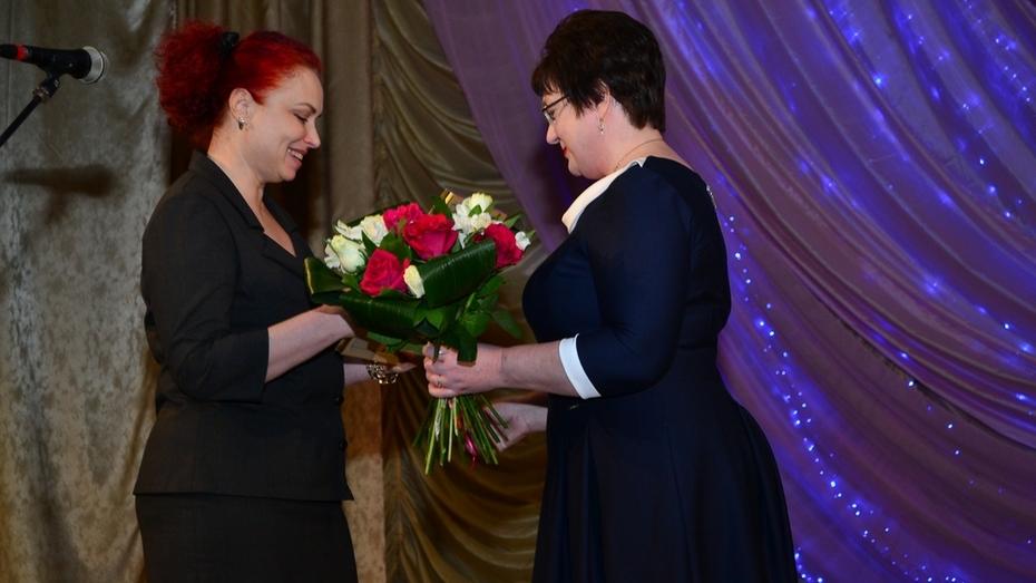 Грибановская районка отметила 80-летний юбилей