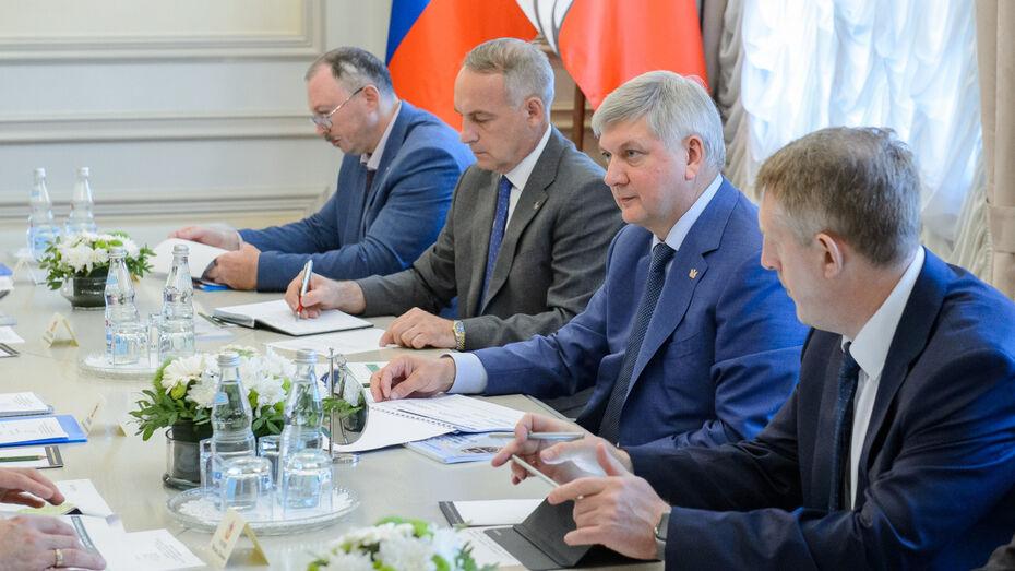 Воронежский губернатор: «Итоги внедрения цифровых технологий будут заметны через 2 месяца»