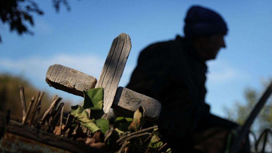 В Воронеже появились листовки против строительства крематория на 9 Января