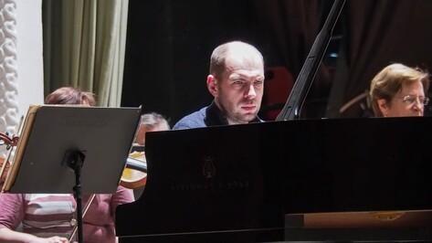 На закрытии симфонического сезона в Воронежской филармонии выступит выдающийся пианист
