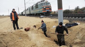 Железную дорогу в обход Украины через Воронежскую область запустят в 2017 году