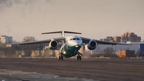 Воронежский авиазавод получил 1 млрд рублей за продажу Ан-148 в 2016 году