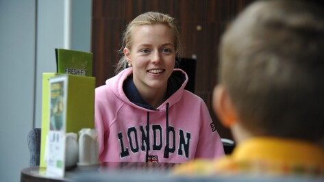 Уроженка Воронежа завоевала «бронзу» на чемпионате мира по плаванию