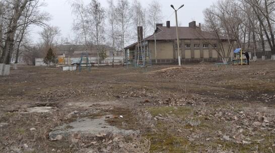 В Лисках благоустроят сквер в восточной части города
