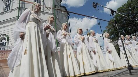 В Воронеже пройдет уличный концерт ко Дню славянской письменности и культуры