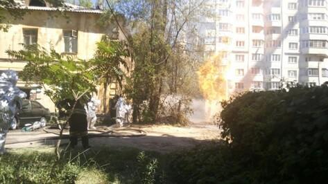 Прокуроры начали проверку после аварии на газопроводе в Воронеже