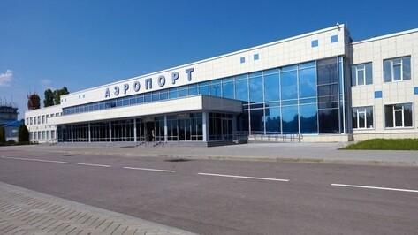 Воронежский аэропорт приостановил работу из-за густого тумана