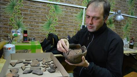 Археологи начали раскопки в зоне строительства железной дороги в Воронежской области