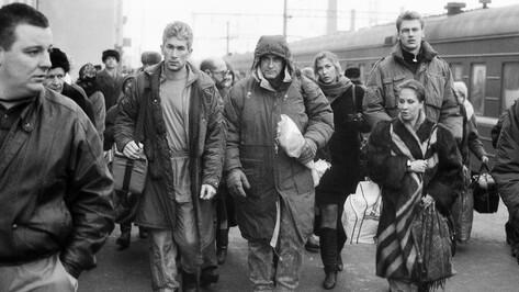 Воронеж 90-х. Как встретили Луиса Альберто и Кашпировского