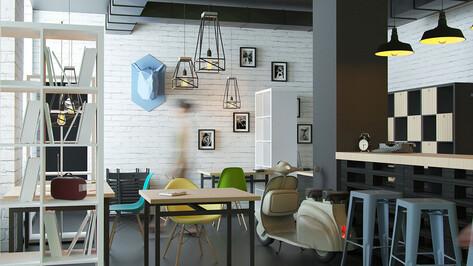 В Воронеже выбрали дизайнеров для обновления интерьера молодежного центра