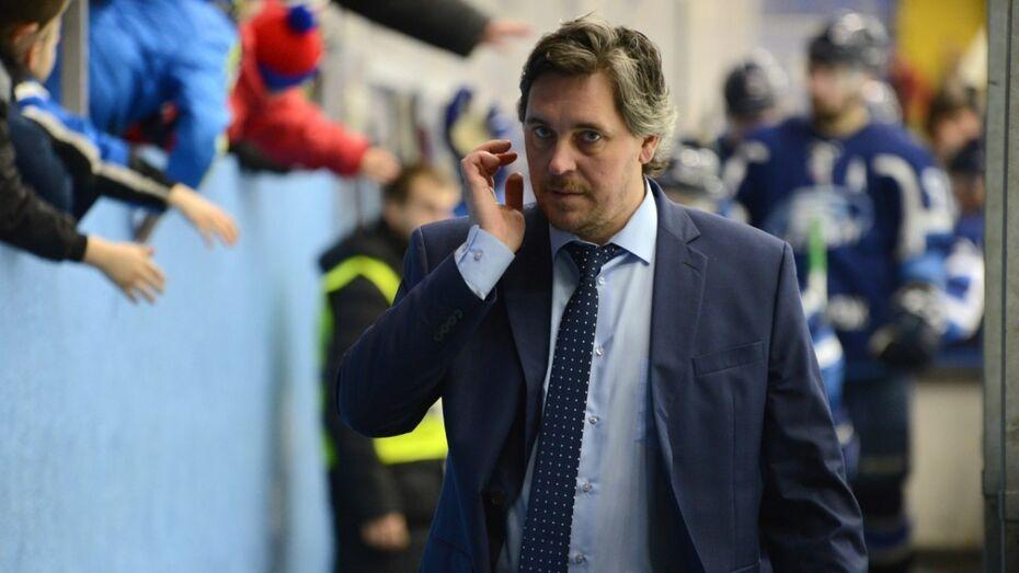 Главный тренер воронежского «Бурана»: «Хочу извиниться перед болельщиками за плей-офф»