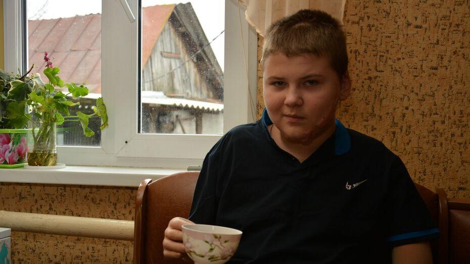 Жительница Острогожска попросила помощи в сборе 1 млн рублей на протез сыну