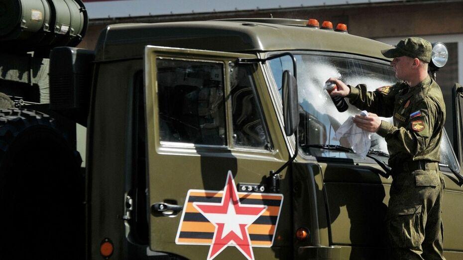 В Воронеже выставка военной техники пройдет в День защитника Отечества