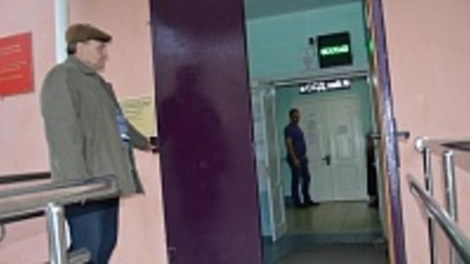 В Эртиле управление соцзащиты переоборудовали для удобства инвалидов