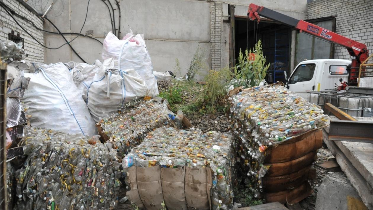 Как это работает. Переработка пластиковых бутылок в Воронеже