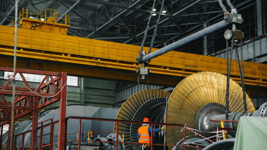 На Нововоронежской АЭС начали испытания на холостом ходу турбоагрегата энергоблока №2