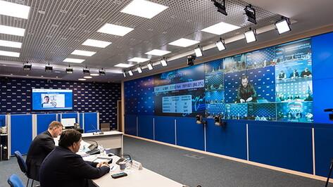 В предварительном голосовании «Единой России» поучаствовали почти 100 тыс воронежцев