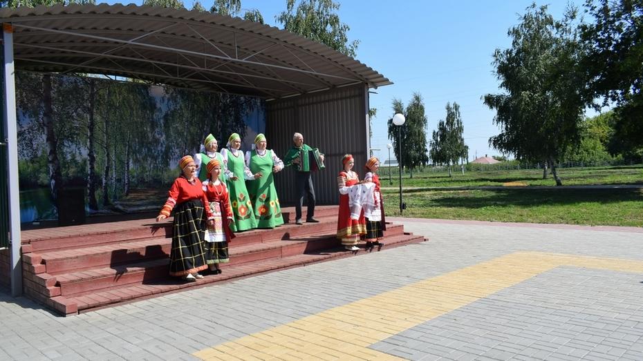 В грибановском селе Листопадовка I межрайонный творческий фестиваль проведут 21 сентября