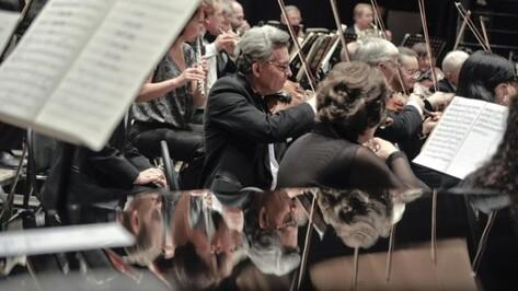 Воронежский симфонический оркестр в честь дня рождения сыграет в Петербурге