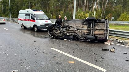 Ребенок и взрослый погибли в ДТП на улице Минской в Воронеже