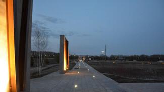 В Воронежской области завершили строительство Осетровского плацдарма