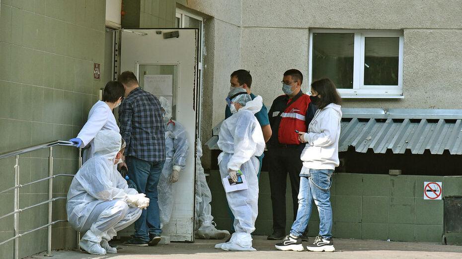 Еще 325 воронежцев заболели коронавирусом