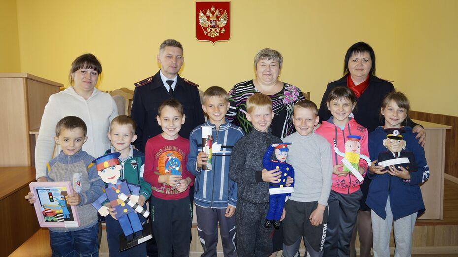 Таловчанин победил в региональном этапе конкурса «Полицейский дядя Степа»