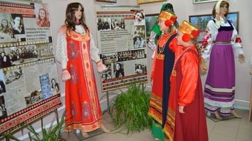 Россошанцы увидели костюмы Марии Мордасовой