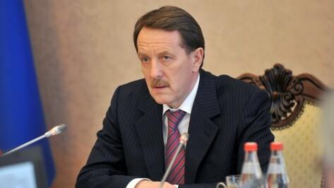 Губернатор Воронежской области отправился на место пожара в интернате
