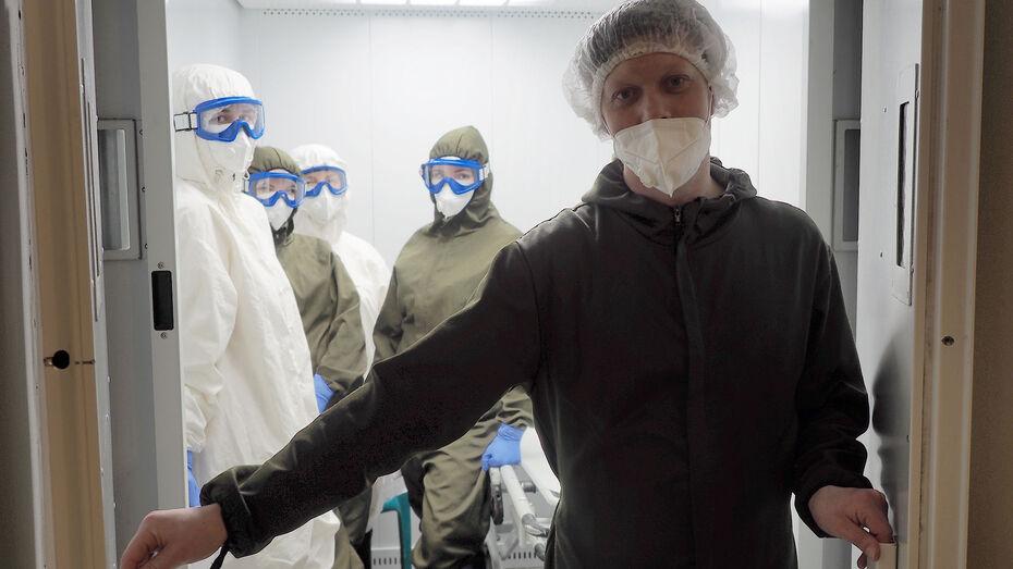 От коронавируса скончались 20 жителей Воронежской области за сутки