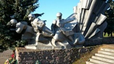 Верхнему Мамону присвоено звание «Населенный пункт воинской доблести»